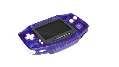 Gameboy Advance Custom Grape