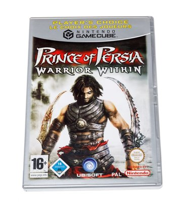 Prince of Persia Warrior Within (Player's Choice)
