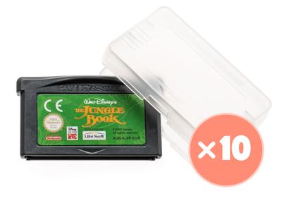 10x Gameboy Advance Game Schutzhülle