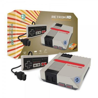 RetroN HD NES Gaming Console (Grau)