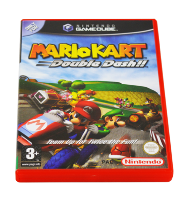 Mario Kart Double Dash (Red Box)