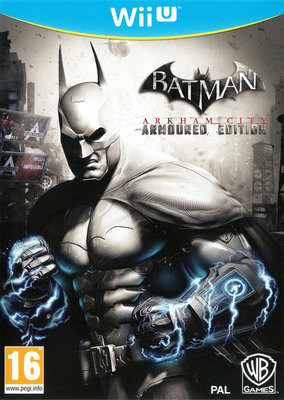 Batman Arkham City: Armoured Edition