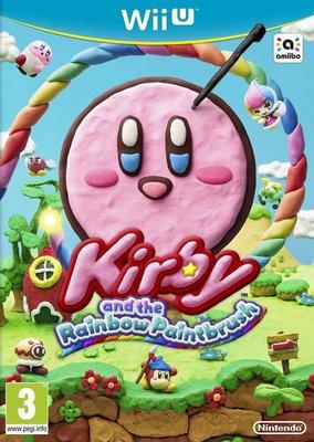 Kirby and the Rainbow Paintbrush