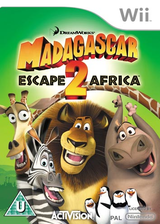 Madagascar 2: Escape 2 Africa