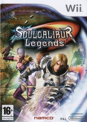 Soulcalibur: Legends