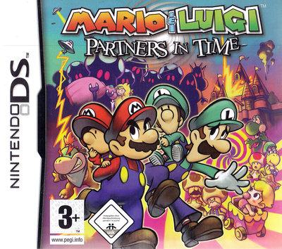 Mario & Luigi - Partners in Time