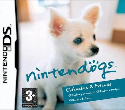 Nintendogs - Chihuahua & Friends