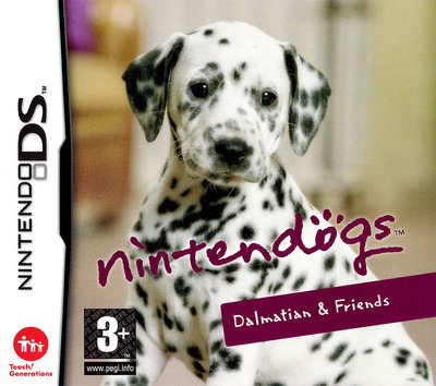 Nintendogs - Dalmatian & Friends
