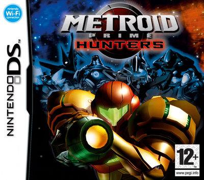 Metroid Prime - Hunters