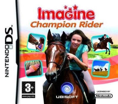 Imagine - Champion Rider
