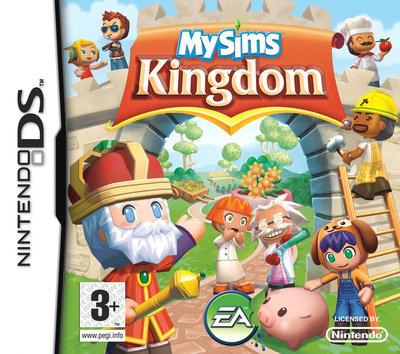 MySims - Kingdom