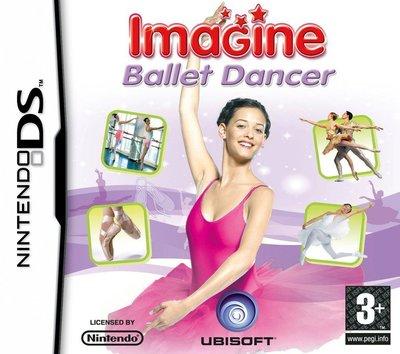 Imagine - Ballet Dancer