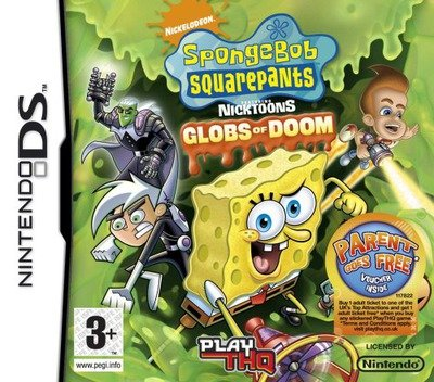 SpongeBob SquarePants featuring Nicktoons - Globs of Doom