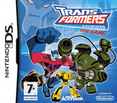 Transformers Animated - The Game