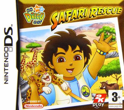 Go, Diego, Go! - Safari Rescue