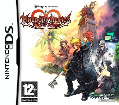 Kingdom Hearts - 358/2 Days
