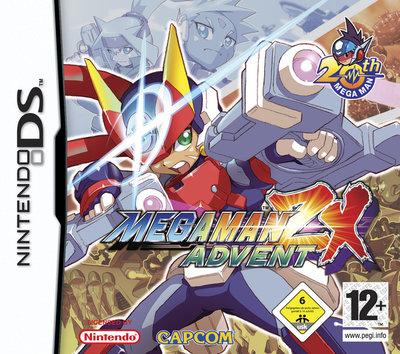 Mega Man ZX - Advent