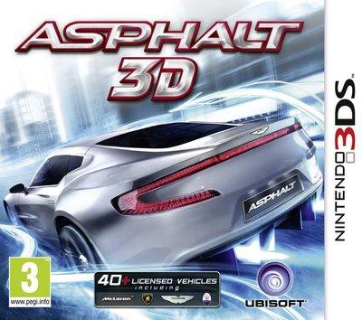 Asphalt 3D