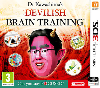 Dr Kawashima's Devilish Brain Training: Can you stay focused?