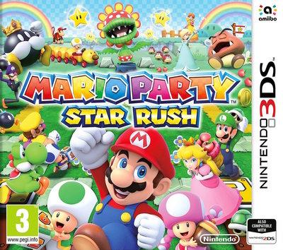 Mario Party: Star Rush