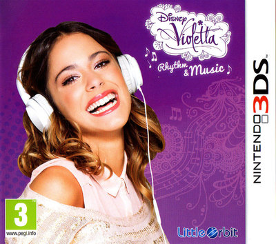 Disney Violetta - Rhythm & Music