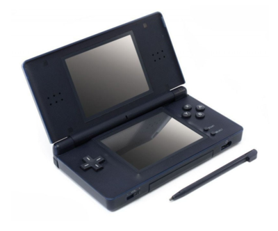 Nintendo DS Lite Metalic Blue