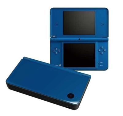 Nintendo DSi XL Blue