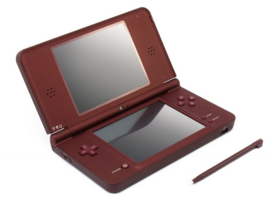 Nintendo DSi XL Bordeaux Red