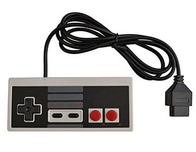 Neue Nintendo NES Controller