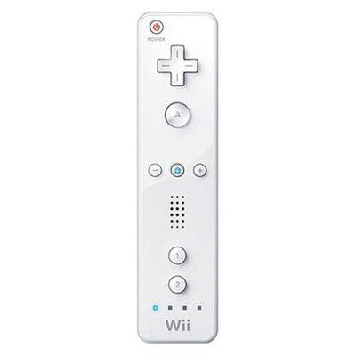 Nintendo Wii Remote Controller White