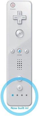Wii Remote Controller Motion Plus (Neu)