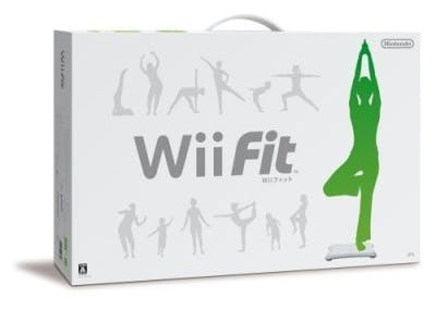 Wii Fit Balance Board Pack