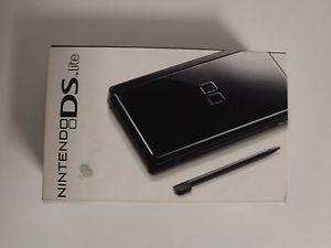 Nintendo DS Lite Black Complete