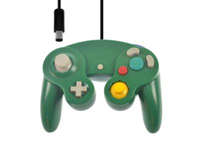 Neuer GameCube Controller Grün