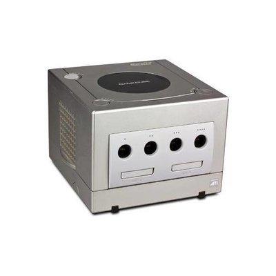 Nintendo Gamecube [NGC] Konsole Silver
