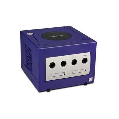 Nintendo Gamecube [NGC] Konsole Purple