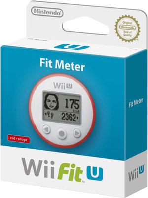 Wii Fit U Meter