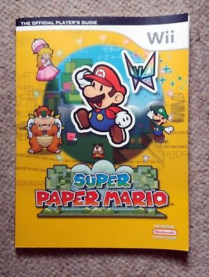 Super Paper Mario Official Player's Guide