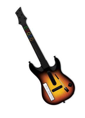 Guitar Hero Guitar - Wii