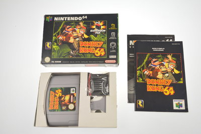 Donkey Kong 64 (Including Expansion Pack)
