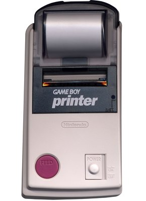 Gameboy Classic Printer