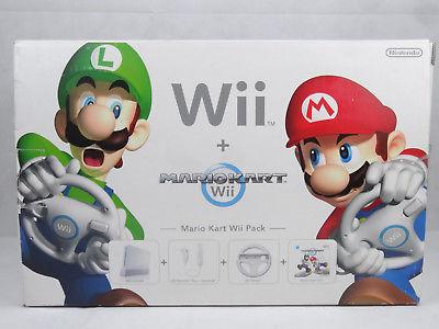 Mario Kart Wii Pack Complete