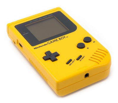 Gameboy Classic Yellow