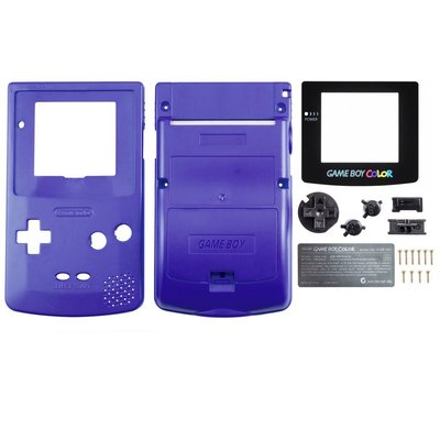 Gameboy Color Shell Purple
