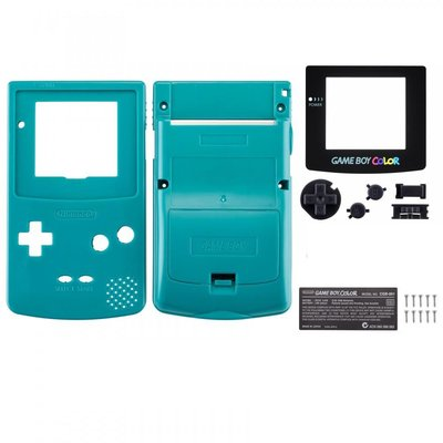 Gameboy Color Shell Turquoise