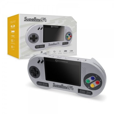 SupaBoy SFC Portable SNES Console