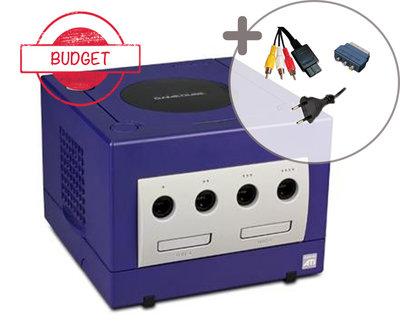 Nintendo Gamecube Console Purple Budget