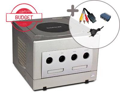 Nintendo Gamecube Console Silver Budget
