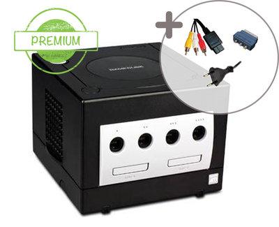 Nintendo Gamecube Console Black Premium