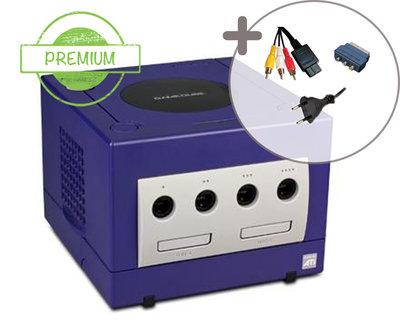 Nintendo Gamecube Console Purple Premium